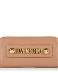 Carteira Tachas - Love Moschino