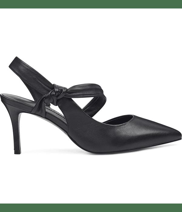 Sapato com tira no peito do pé Mamelu - Nine West