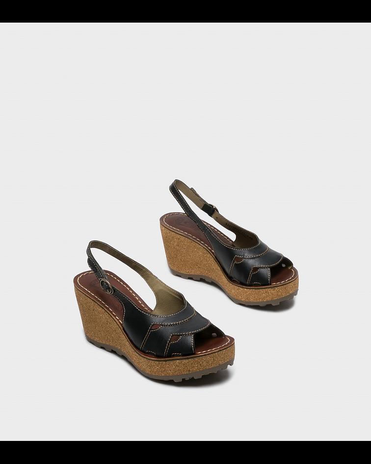 Sandálias de Cunha Gobi - Fly London