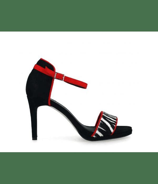 Sandália zebra - Menbur