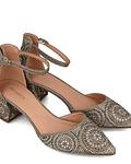 Sapato salto médio - Menbur