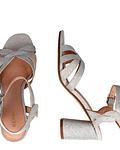 Sandálias salto médio - Menbur