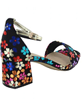 Sandália flores - Menbur
