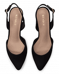 Sapato salto com pedras - Menbur