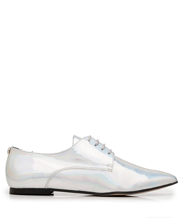 Sapato Metalizado - Cristina Ferreira