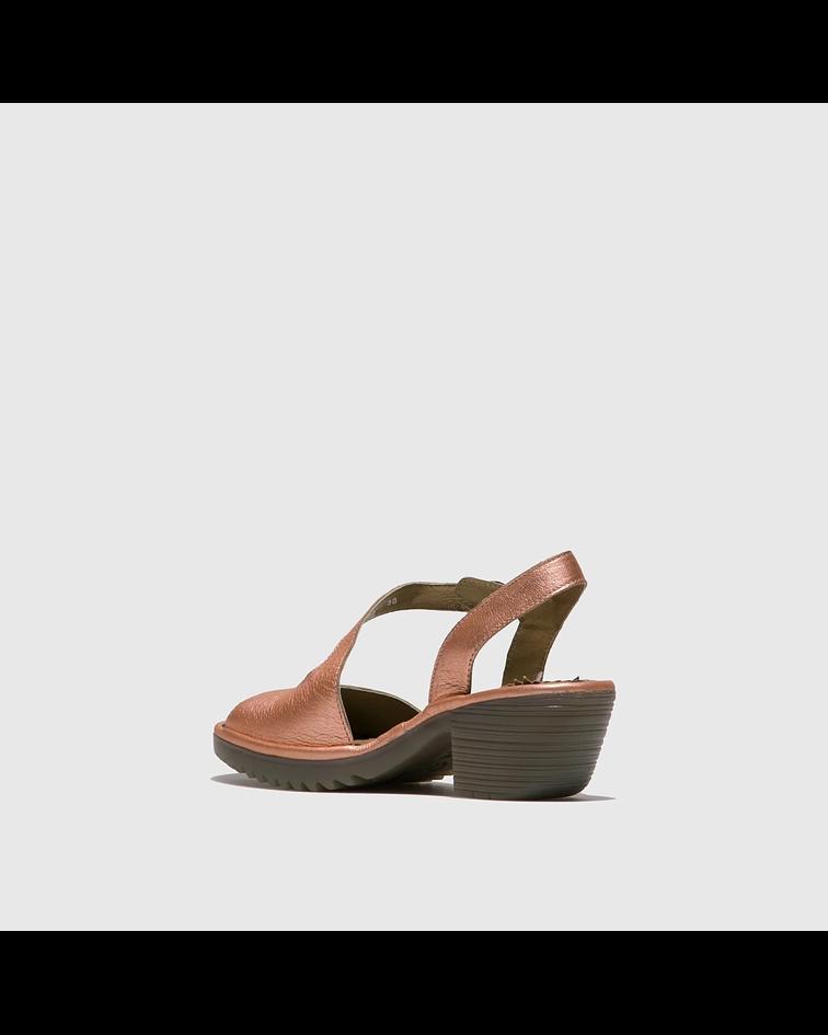 Sandália com Velcro Wyno - Fly London