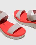 Sandálias com Tira no Calcanhar Yaci - Fly London