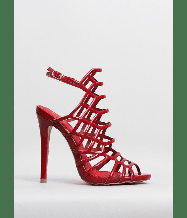 Sandália de salto -  SAHOCO