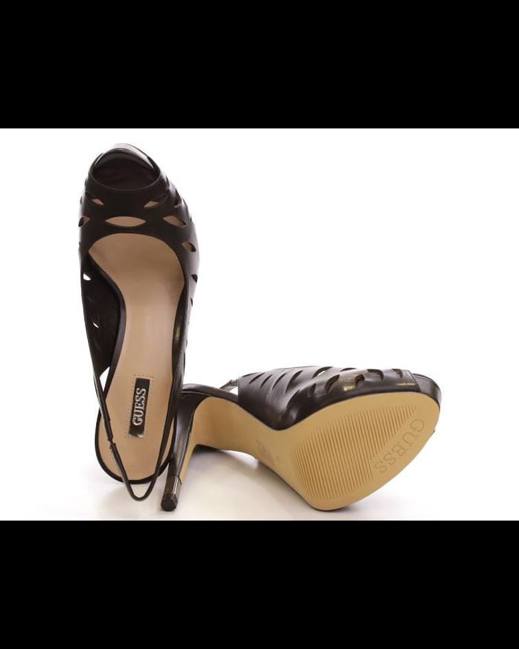 Sandálias de Salto Recortada - Guess