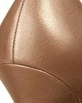 Stiletto em Pele Laminado - Guess