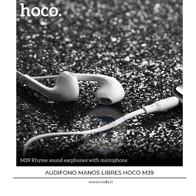 Audifono Hoco M39