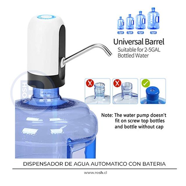 Dispensador de Agua USB