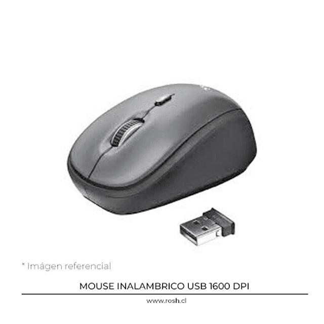 Mouse Optico Inalambrico