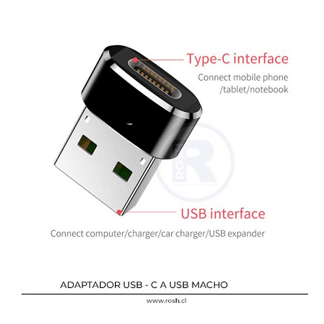 USB-C a USB