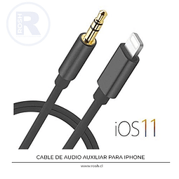 Cable Audio Lightning