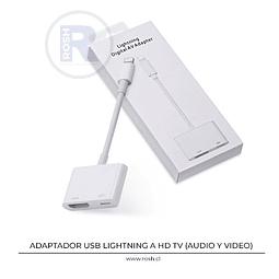 Adaptador Lightning HDTV