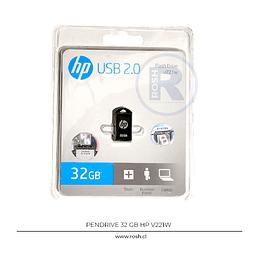 Pendrive 32 GB HP USB 2.0