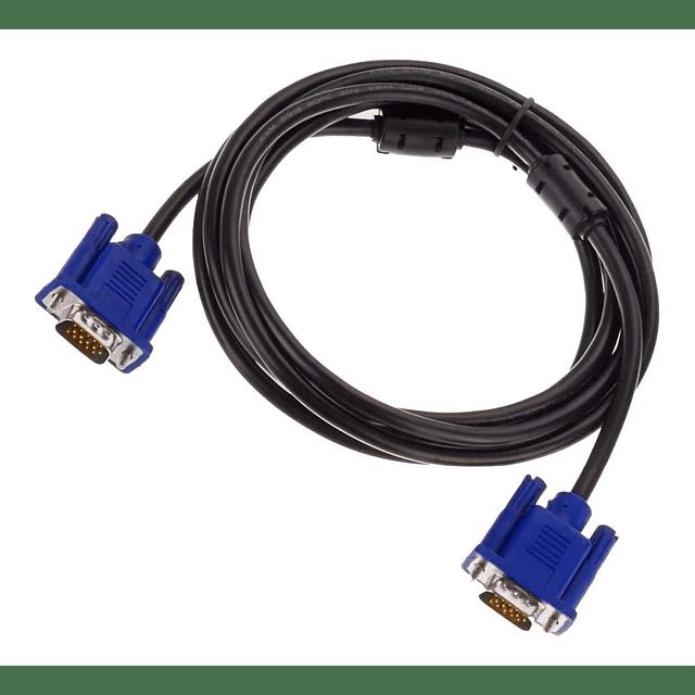 Cable VGA 1.5 Mts.