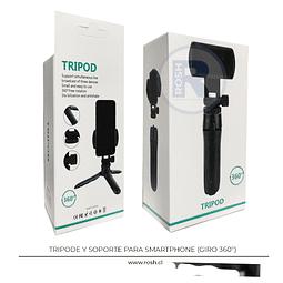 Soporte y Tripode para Smartphone