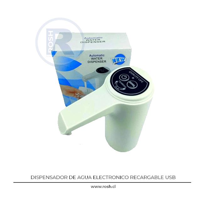 Dispensador de agua automatico