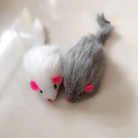 ratones piel