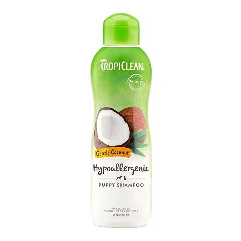 Tropiclean shampoo Hipoalergenico cachorro