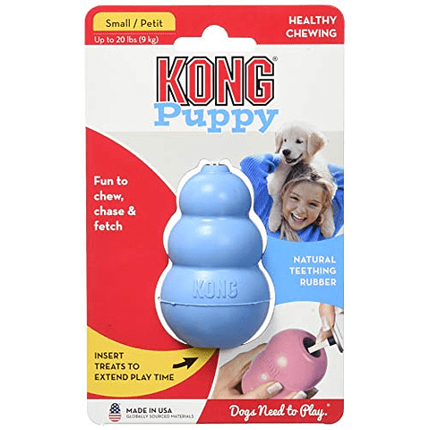 Kong puppy M celeste