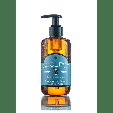 cool pet shampoo avena