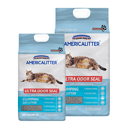 Arena America Litter Ultra odor seal