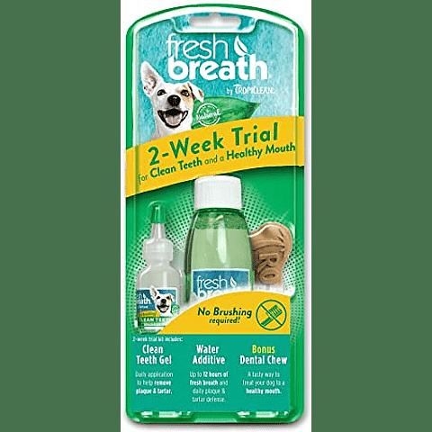 Fresh breath gel dental kit de prueba
