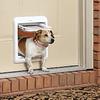 Puerta para gatos y perros raza pequeña