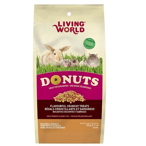 Snack Donuts living world