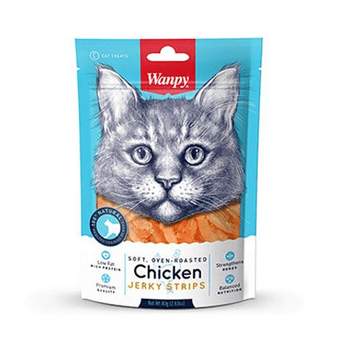 Wanpy gato sabor pollo