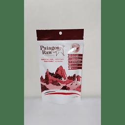 Patagon raw carne