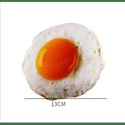 Peluche huevo frito