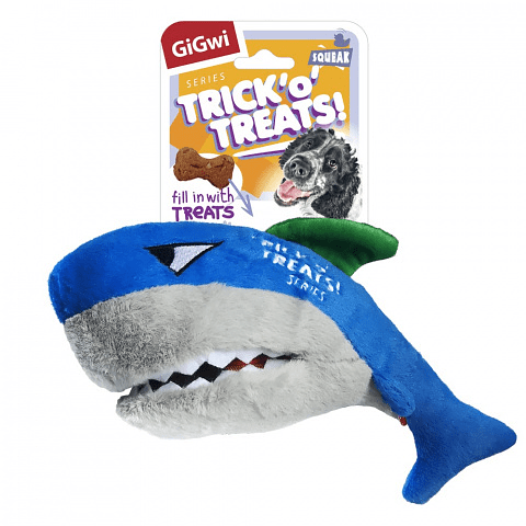 Tiburón dispensador de golosinas