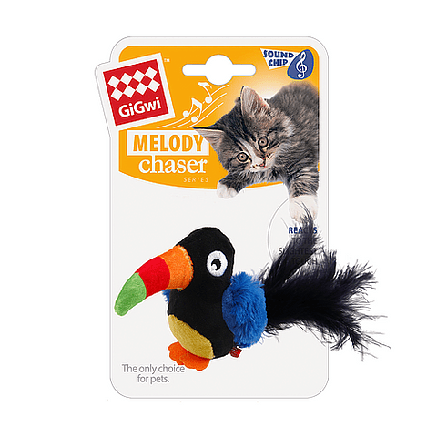 Melody chaser Tucan