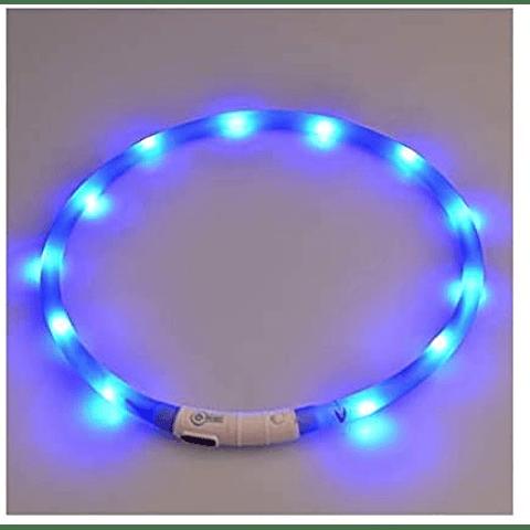 Collar led recargable