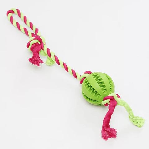 Pelota Rellenable con cuerda