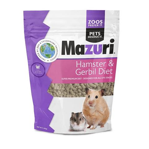 Mazuri hamster y jerbos