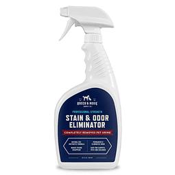 Eliminador de olores y repelente