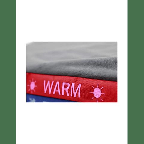 Colchoneta calor o frio 75x48 cm
