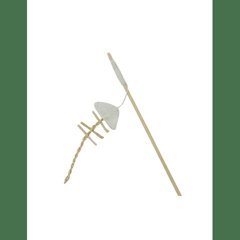 Vara espina pescado