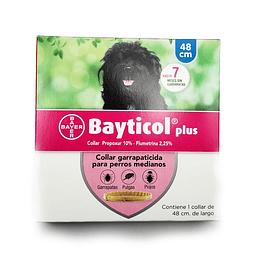 Bayticol collar antipulgas 48cm