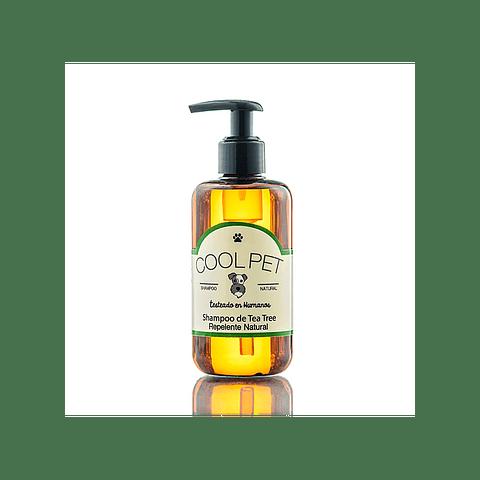 cool pet tea tree shampoo