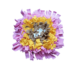 Alfombra olfativa tiritas