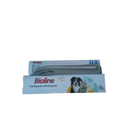 Pasta Dental Enzimática