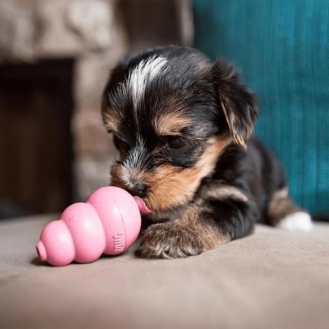 Kong puppy M rosado