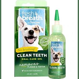 Fresh breath gel dental 118 ml mantequilla de maní