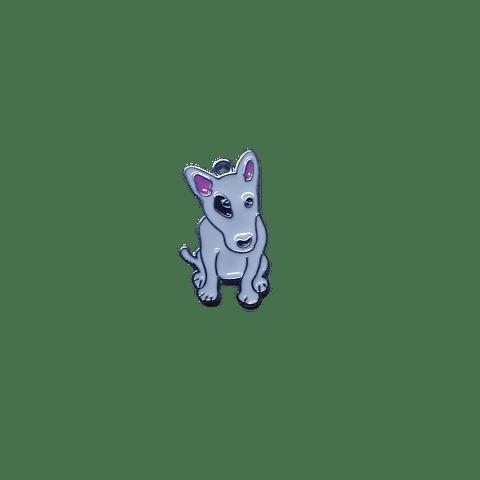 Placa bull terrier